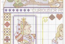 cross stitch patterns :) / by Sandra Rutledge