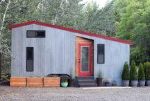 Kleine Huizen
