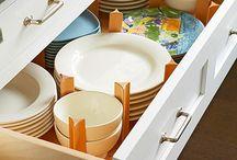 Organizare bucătărie