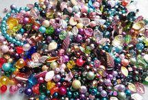 Tangled Tendrils Vibrant / Beautiful, bold colour inspiration