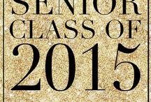 Seniors / Graduación de July!