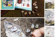 Kids activities - Tiny Nook Playgroud