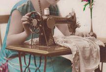 Ilustraciones / Ilustraciones costura