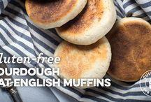 GF Sourdough/Kefir recipes