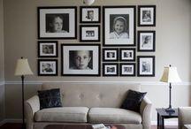Fotocollage slaapkamer