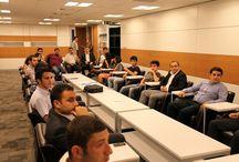 Türkiye'de eğitim gören Azerbaycan'lı öğrencilerin HASEN ziyareti