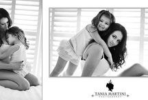 Mother and Daughter / Photography by Tania Martini - Mother and Daughter portrait sessions