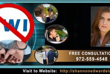 DWI Criminal Defense / A DWI/DUI/OWI conviction additionally implies higher protection premiums and a criminal record.