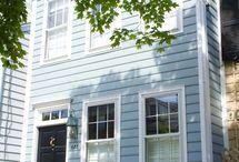 paint exterior