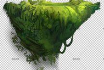 Environment: Foliage