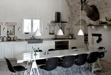 Decoration Wishes / Decoration ideas, collection of houses from outside and inside