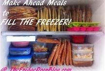 Gotta like those Freezer Meals  :)
