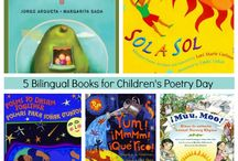Poetry / Hispanic or Latino poets, poems, poetry readings, or programs for libraries. / by REFORMA