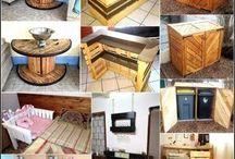 wood palet