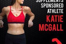 Sponsored Athletes.