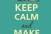 keep calm baby