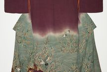 Japanese Works of Art / Japanese art including scroll painting and sculptures