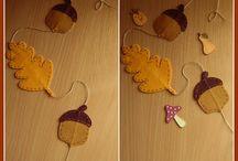 őszi dekoráció/autumn decorations