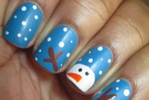 Christmas Nails ⛄️☃