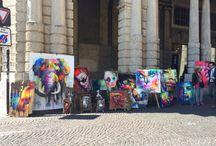 take ur pick/art & street