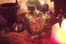 Witchy Creations / Little Wiccan makings