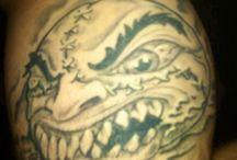 Madball tattoo