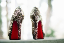 Wedding Shoes / wedding shoes, brode, groom / by Kate Connolly