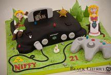 Fun cakes / by Rhonda Hammock