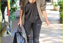 kim Kardashian stylizacje