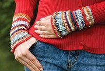 Needlework / Knitting, crochet, embroidery