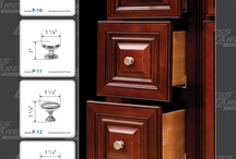 Handles and Knobs / Solid Stainless Steel Handles And Knobs