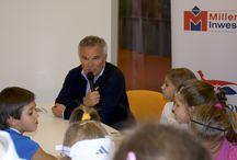Znani w Bażantowo Sport / Jednym z priorytetów we współpracy z Bażantowo Sport jest promocja obiektu poprzez znanych sportowców, którzy korzystają z usług kompleksu.