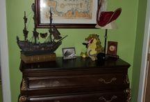Peter Pan Room / by Noelle Wezner