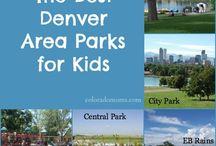 Denver Colorado - Our Home Base