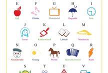 Nemecka abeceda