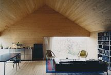 Interiors/Exteriors / by Ollie Coleman