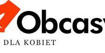 Obcasy.pl / Prasówka w internecie, czyli informacje o  zdrowiu, urodzie i modzie, nie zapominamy o ploteczkach ze świata show-biznesu, czyli to co kobieta lubi poczytać do kawy najczęściej.