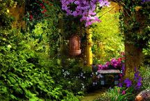 Secret garden / by Krysta Johnson
