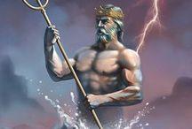 Gods of Olympus / #GodsofOlympus