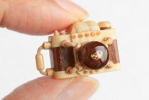 Wooden Camera 「カメラ雑貨」 / General Goods Wooden Camera Camera Goods