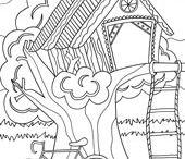 Lijn 3 - Thema 11 - Een hut bouwen