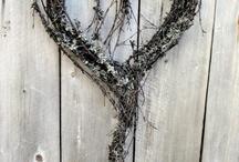 hjerter af natur
