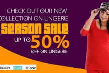 Sale / Fabsdeal.com provide online lingerie store in india with comfortable and affordable price. always provide a good offer for lingerie clothes