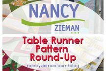 Table Runner Potholder