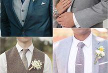 oblek svadba