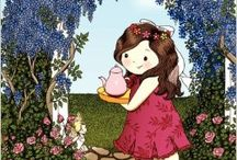 Fairy Tales / Stories with the #EasterBunny, #ToothFairy, #Santa, and #Sandman, and more.