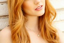 Katherine McNamara / Beautiful, cute and amazingly talented actress. Singer with a sweet voice. She is best know as Clary Fray in the Shadowhunters tv show. She also played in various movies and tv shows such as: Maze runner the scorch trials,  Mate runner the death cure, R.L. Stine's Monsterville: The Cabinet of Souls, Girl vs. monster, Transformers: Rescue Bots, Natural Selection, The Contest, The Fosters, Kickin It, Jessie, New Year's Eve...