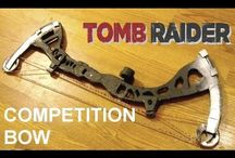 COSPLAY: DIY-Tomb Raider
