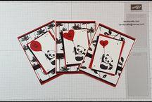 Stampin'Up! Party Pandas Stamp Set