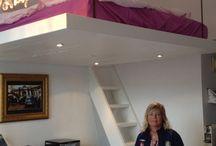 Mezzanine floors & Lofts / We design, build and install bespoke loft beds, mezzanine floors, storage etc  contact:   e: martin@scandinavianloft.com t: 02034880448